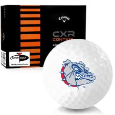Callaway Golf CXR Control Gonzaga Bulldogs Golf Balls