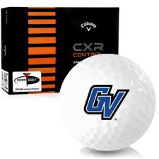 Callaway Golf CXR Control Grand Valley State Lakers Golf Balls
