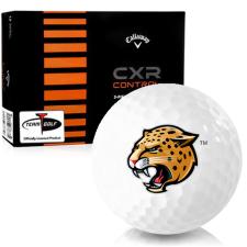 Callaway Golf CXR Control IUPUI Jaguars Golf Balls