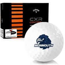 Callaway Golf CXR Control Monmouth Hawks Golf Balls