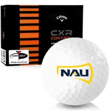 Callaway Golf CXR Control Northern Arizona Lumberjacks Golf Balls