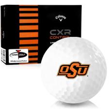 Callaway Golf CXR Control Oklahoma State Cowboys Golf Balls