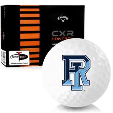 Callaway Golf CXR Control Rhode Island Rams Golf Balls
