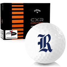 Callaway Golf CXR Control Rice Owls Golf Balls