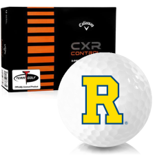 Callaway Golf CXR Control Rochester Yellowjackets Golf Balls