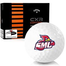 Callaway Golf CXR Control Saint Mary's of Minnesota Cardinals Golf Balls