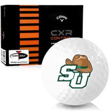 Callaway Golf CXR Control Stetson Hatters Golf Balls