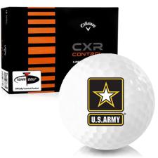 Callaway Golf CXR Control US Army Golf Balls