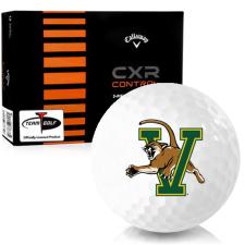 Callaway Golf CXR Control Vermont Catamounts Golf Balls