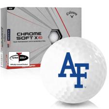 Callaway Golf Chrome Soft X LS Air Force Falcons Golf Balls