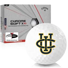 Callaway Golf Chrome Soft X LS Cal Irvine Anteaters Golf Balls
