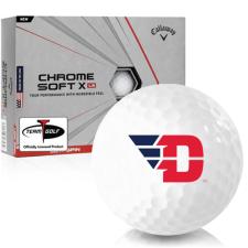 Callaway Golf Chrome Soft X LS Dayton Flyers Golf Balls