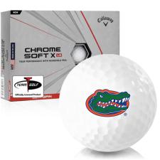 Callaway Golf Chrome Soft X LS Florida Gators Golf Balls