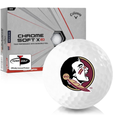 Callaway Golf Chrome Soft X LS Florida State Seminoles Golf Balls