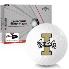 Callaway Golf Chrome Soft X LS Idaho Vandals Golf Balls