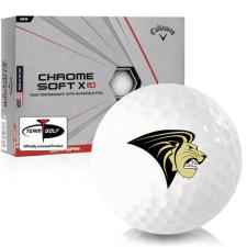 Callaway Golf Chrome Soft X LS Lindenwood Lions Golf Balls