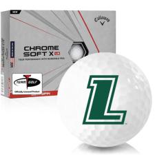Callaway Golf Chrome Soft X LS Loyola Maryland Greyhounds Golf Balls
