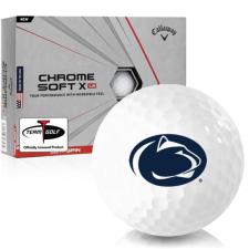 Callaway Golf Chrome Soft X LS Penn State Nittany Lions Golf Balls