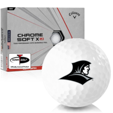 Callaway Golf Chrome Soft X LS Providence Friars Golf Balls