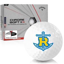 Callaway Golf Chrome Soft X LS Rollins Tars Golf Balls