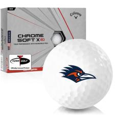 Callaway Golf Chrome Soft X LS UTSA Roadrunners Golf Balls