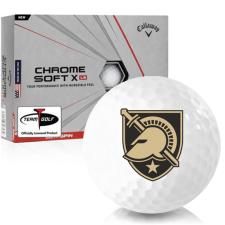 Callaway Golf Chrome Soft X LS Army West Point Black Knights Golf Balls