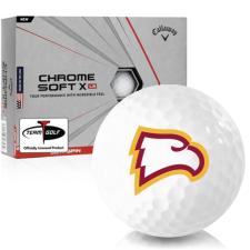 Callaway Golf Chrome Soft X LS Winthrop Eagles Golf Balls