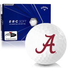 Callaway Golf ERC Soft Triple Track Alabama Crimson Tide Golf Balls