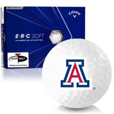 Callaway Golf ERC Soft Triple Track Arizona Wildcats Golf Balls