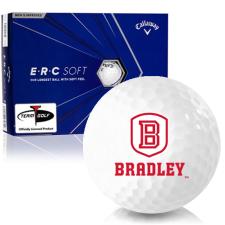 Callaway Golf ERC Soft Triple Track Bradley Braves Golf Balls