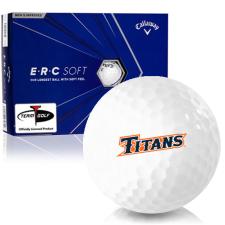 Callaway Golf ERC Soft Triple Track Cal State Fullerton Titans Golf Balls