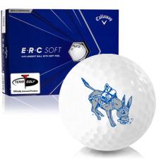 Callaway Golf ERC Soft Triple Track Colorado School of Mines Orediggers Golf Balls