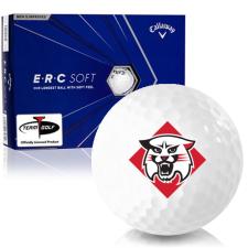 Callaway Golf ERC Soft Triple Track Davidson Wildcats Golf Balls