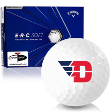Callaway Golf ERC Soft Triple Track Dayton Flyers Golf Balls