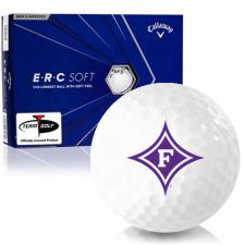 Callaway Golf ERC Soft Triple Track Furman Paladins Golf Balls