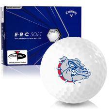 Callaway Golf ERC Soft Triple Track Gonzaga Bulldogs Golf Balls
