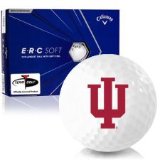Callaway Golf ERC Soft Triple Track Indiana Hoosiers Golf Balls