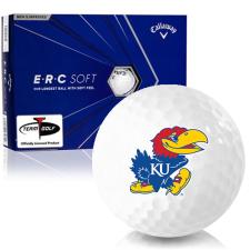 Callaway Golf ERC Soft Triple Track Kansas Jayhawks Golf Balls
