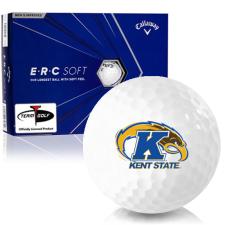 Callaway Golf ERC Soft Triple Track Kent State Golden Flashes Golf Balls