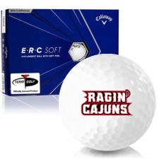 Callaway Golf ERC Soft Triple Track Louisiana Ragin' Cajuns Golf Balls