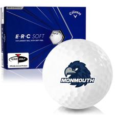 Callaway Golf ERC Soft Triple Track Monmouth Hawks Golf Balls