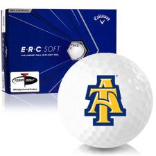 Callaway Golf ERC Soft Triple Track North Carolina A&T Aggies Golf Balls