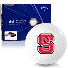 Callaway Golf ERC Soft Triple Track North Carolina State Wolfpack Golf Balls