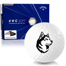Callaway Golf ERC Soft Triple Track Northeastern Huskies Golf Balls