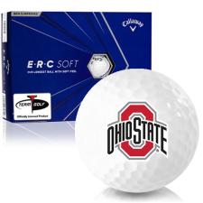 Callaway Golf ERC Soft Triple Track Ohio State Buckeyes Golf Balls