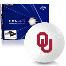 Callaway Golf ERC Soft Triple Track Oklahoma Sooners Golf Balls