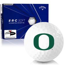 Callaway Golf ERC Soft Triple Track Oregon Ducks Golf Balls