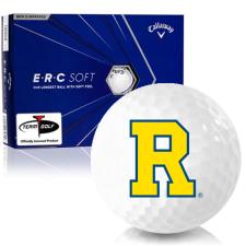 Callaway Golf ERC Soft Triple Track Rochester Yellowjackets Golf Balls