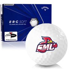 Callaway Golf ERC Soft Triple Track Saint Mary's of Minnesota Cardinals Golf Balls