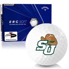 Callaway Golf ERC Soft Triple Track Stetson Hatters Golf Balls